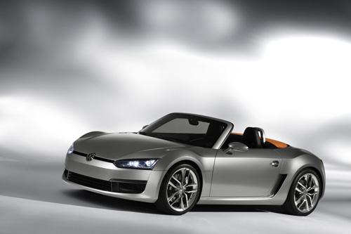 폭스바겐, 2009 디트로이트 모터쇼 출품 모델