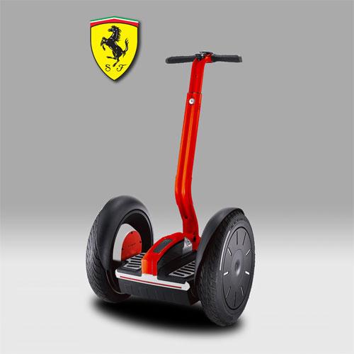 페라리 세그웨이(Ferrari Segway) 국내 출시