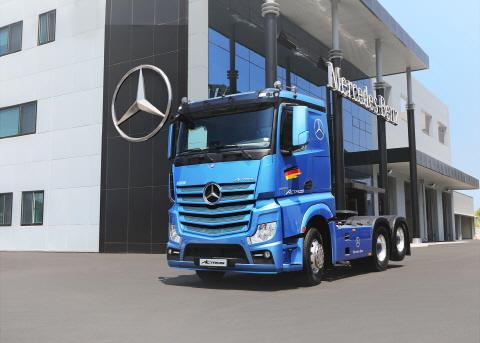 다임러 트럭 코리아, 메르세데스-벤츠 악트로스 2653LS 6x2 클래...