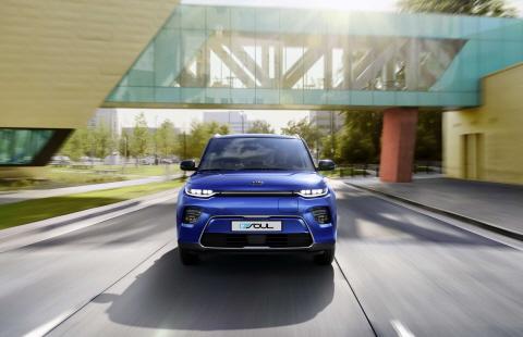기아자동차 쏘울EV, 독일 '아우토 자이퉁'의 전기차 비교평가...