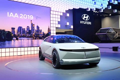 현대자동차, '2019 프랑크푸르트 모터쇼' 참가… EV 콘셉트카 ...