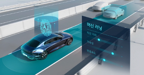 현대차·기아차, 인공지능 기반의 부분 자율주행 기술 최초 개발