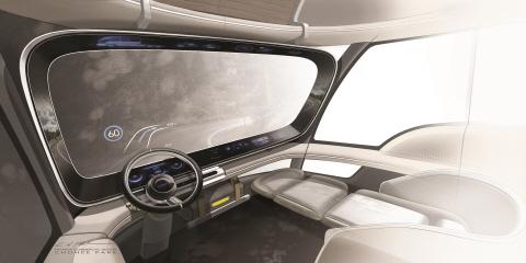 현대자동차, 수소전용 대형트럭 콘셉트 'HDC-6 넵튠' 티저 공개