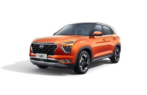 현대자동차, 중국 소형 SUV 신형 ix25 출시