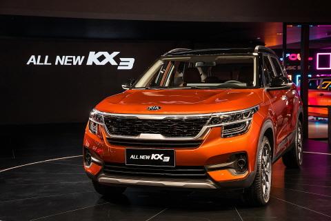 기아자동차, 2019 광저우 국제모터쇼 참가 '올 뉴 KX3' 최초 ...