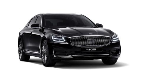 기아자동차, THE K9 2021년형 출시
