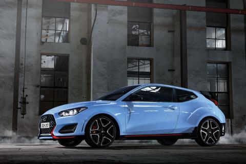 현대자동차, '2020 벨로스터 N' 21일 출시