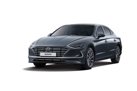 현대자동차, '2020 쏘나타' 출시