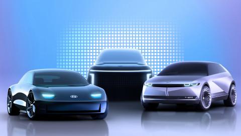 현대자동차, 전기차 전용 브랜드 '아이오닉' 론칭