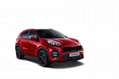 기아자동차, 상품성 강화한 '2021 스포티지' 출시