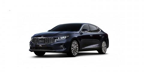 기아자동차, 2021년형 K7 출시