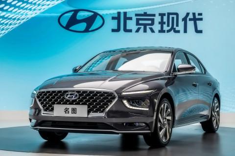 현대자동차, 2020 광저우모터쇼 참가 2세대 '밍투' 공개