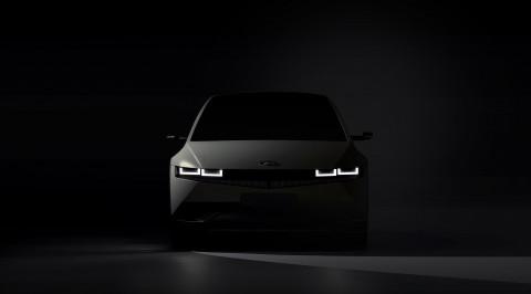 현대자동차, '아이오닉 5' 티저 이미지 최초 공개