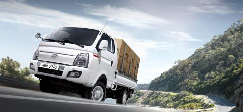 현대자동차, 안전과 편의성 향상된 '2021 포터II' 출시