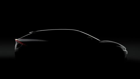 기아, 최초의 전용 전기차 EV6 티저 공개