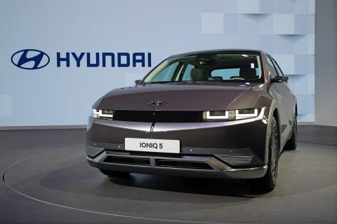 현대자동차, '2021 상하이 국제 모터쇼' 참가 아이오닉 5 중국...