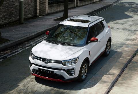 쌍용자동차, '2022 티볼리' 브랜드 출시