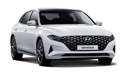 현대자동차, '2021 그랜저' 출시