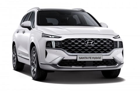 현대자동차, '더 뉴 싼타페' 하이브리드 판매 개시