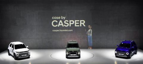 현대자동차, 엔트리 SUV '캐스퍼' 출시